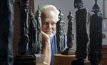 128. Tony Dow, Actor Turned Sculptor